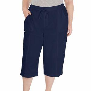 Karen Scott Women's Plus Edna Capri Pants …3X